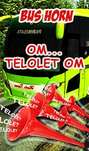 screenshot of Om Telolet Om - Klakson Bus version 1.2