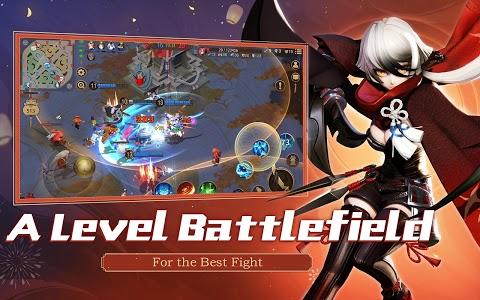 screenshot of Onmyoji Arena version 3.52.0