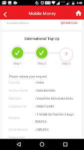Download Ooredoo Money 2.1.8 APK
