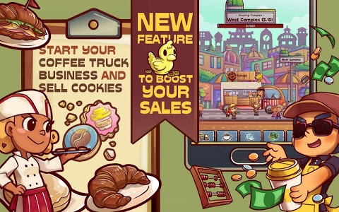 Download Own Coffee Shop: Idle Game 3.8.0 APK