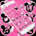 Download Pink Diamond Minnie theme 1.1.7 APK