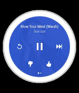 screenshot of Pandora Music version Varies with device