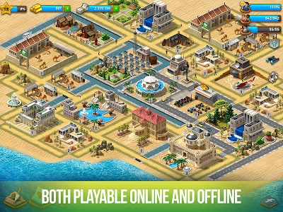 Download Paradise City: Island Sim - Build your own city 2.0.0 APK