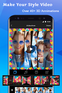 screenshot of Photo + Music = Video version 1.15