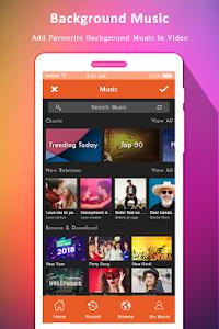 screenshot of Photo + Music = Video version 1.1