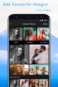 screenshot of Photo + Music = Video version 1.3