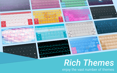 screenshot of Pink Diamond Princess Keyboard Theme version 6.9.14