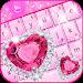 Download Pink Diamond Princess Keyboard Theme 6.10.9.2018 APK