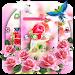 Download Pink Rose Flower Love Launcher 1.1.11 APK