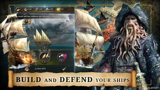 Download Pirates of the Caribbean: ToW 1.0.70 APK