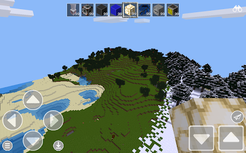 screenshot of Play Craft : Block Survival version ...4