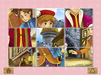 Download Princess Puzzles and Painting 3.6 APK