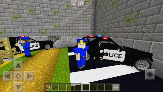 Download Prison crime getaway– MCPE map 1.0 APK