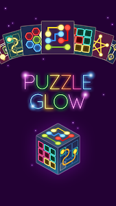 Download Puzzle Glow : Brain Puzzle Game Collection 81 APK