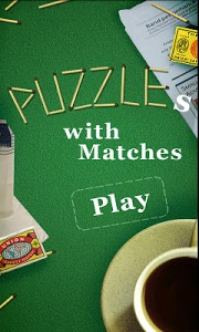 screenshot of Puzzles with Matches version 2.0.1