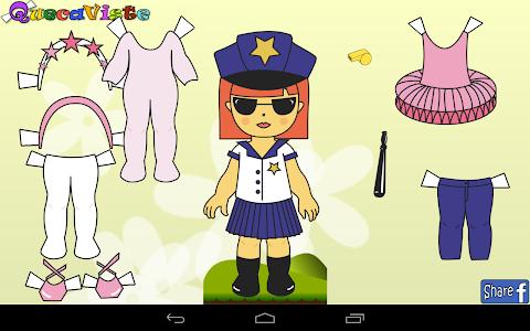 Download Queca Dress up Paper Dolls 1.3.4 APK