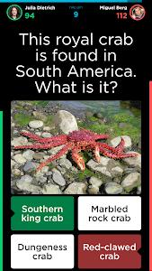 screenshot of QuizUp version 4.0.2