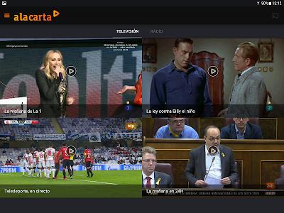 Download RTVE alacarta  APK