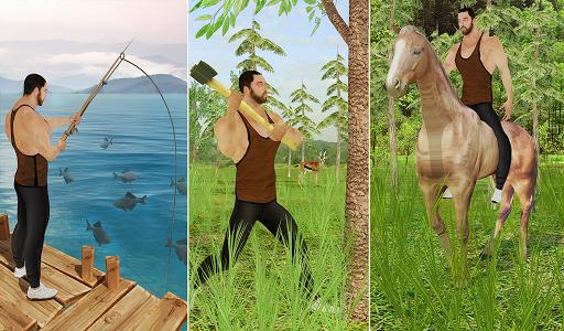 Download Raft Survival Hunter Escape 1.0 APK