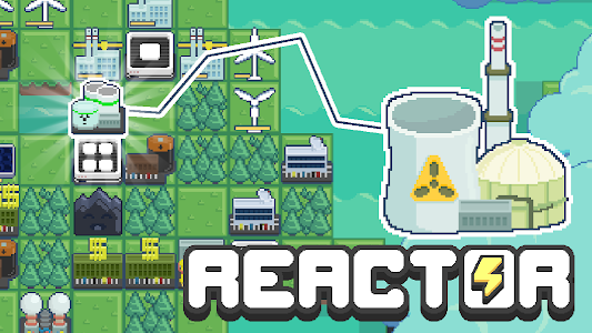 Download Reactor - Idle Tycoon. Energy Business Manager. 1.60.104 APK