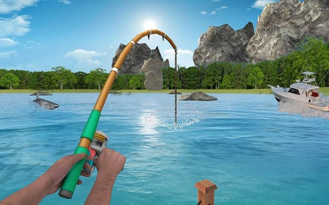 Download Real Fishing Simulator 2018 - Wild Fishing 3.4 APK
