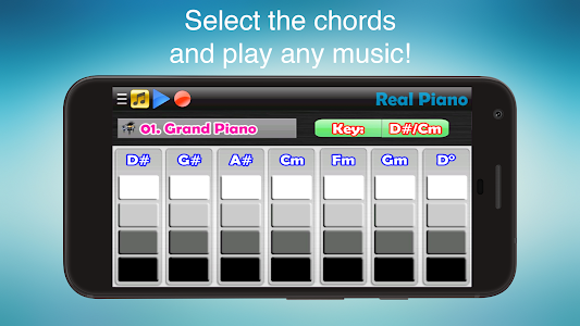 Download Real Piano - The Best Piano Simulator 3.22 APK