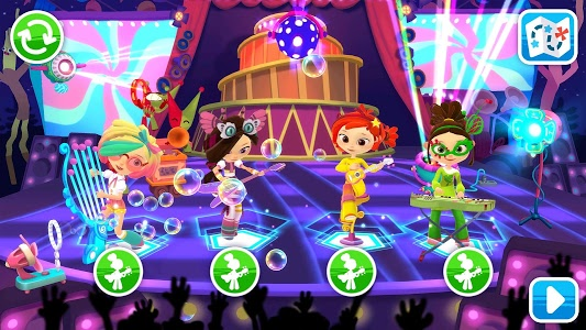 screenshot of Rhythm Patrol version 2.180723