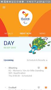 Download Paralympic Games Rio 2016 4.0.5 APK