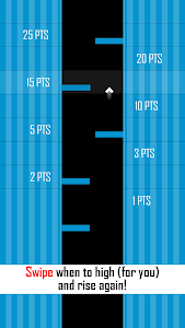 screenshot of Rise Up version 1.0.1