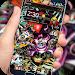 Download Rock Skull Graffiti Theme & Lock Screen & Call 1.1.15 APK