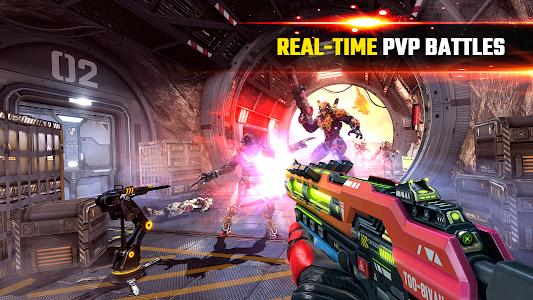 screenshot of SHADOWGUN LEGENDS - FPS PvP and Coop Shooting Game version 0.7.7