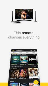 screenshot of Peel Smart Remote TV Guide version 10.5.0.6