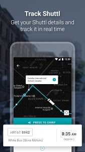 Download Shuttl - Daily office commute from home in a bus 3.6.13 APK
