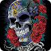 Download Skull deceitful flowers 1.0.0 APK