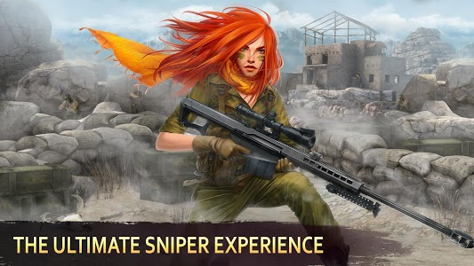 screenshot of Sniper Arena: PvP Army Shooter version 1.0.3