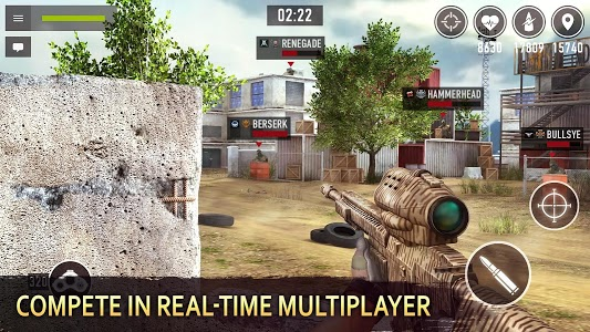 Download Sniper Arena: PvP Army Shooter 1.0.0 APK