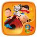 Download Snoopy GO Launcher Theme v1.0.10 APK