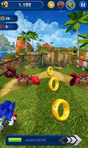 Download Sonic Dash 3.8.6.Go APK