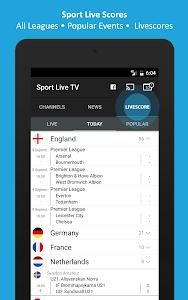 Download Sport Live TV - Soccer Livescore - Highlights 1.0.7 APK
