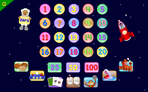 screenshot of Starfall FREE version 1.34.05