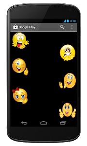 screenshot of Stickers Emotion cute chat app version 1.5