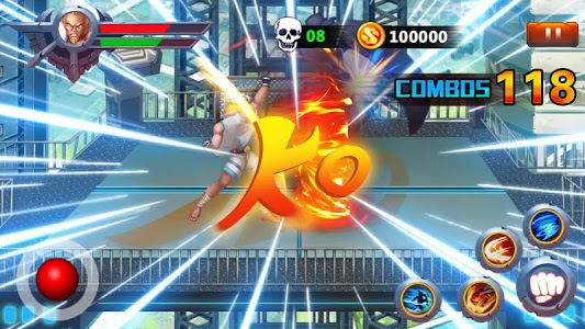 Download Street fighting3 king fighters 1.0 APK