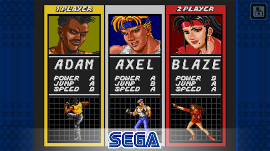 Download Streets of Rage Classic 1.1.1 APK