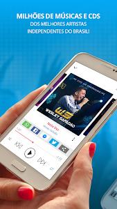 screenshot of Sua Música version 1.14.11