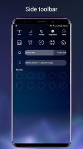 screenshot of Super S9 Launcher for Galaxy S9/S8 launcher version 2.5