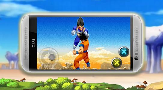 Download Super Saiyan Warrior 1.2.8 APK