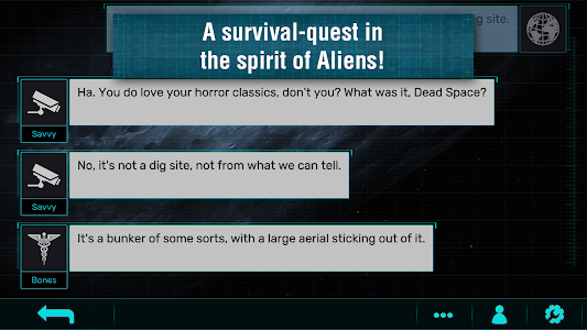 screenshot of Survival-quest ZARYA-1 STATION version 1.0.1011
