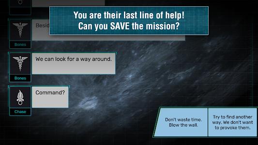 screenshot of Survival-quest ZARYA-1 STATION version 1.0.1113