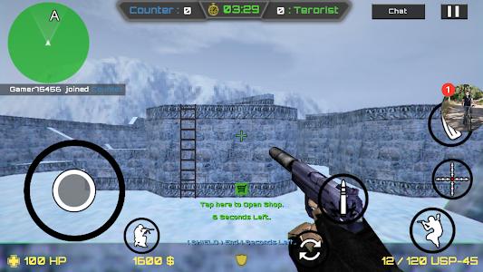 Download Swat Strike Online CS FPS Ops 1 APK