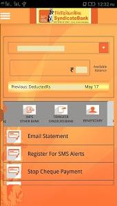 Download Syndicate Bank - SyndMobile 4.6.0 APK